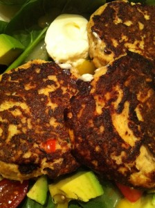 When was the last time you made fishcakes?