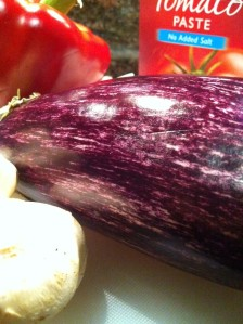 An Angela aubergine.