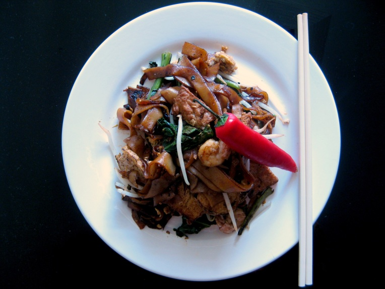 Char kway teow: warm, filling and easier to make than you think.