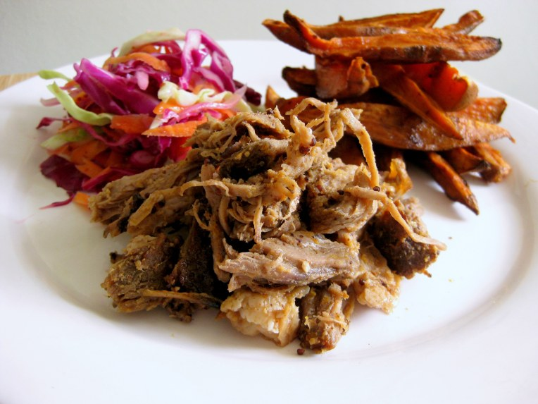 Pulled pork: the ultimate comfort food.